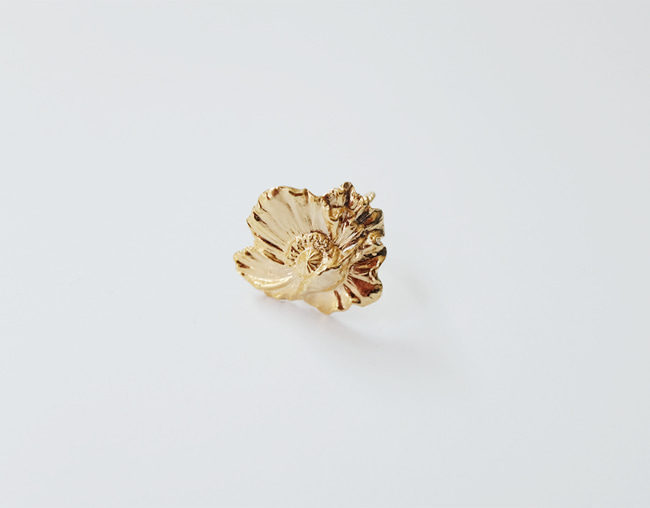 Rose mallow Ring