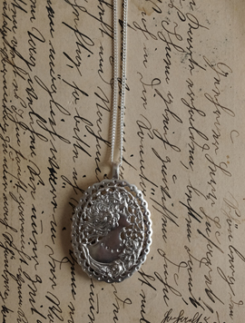 Woman Antique Necklace