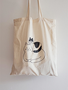 Cat Dango Bag