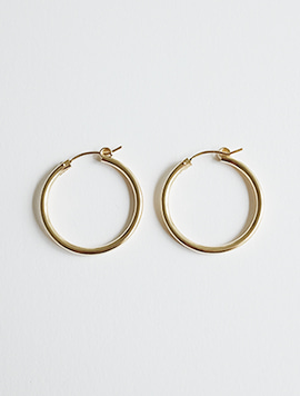 Goldfilled 29 Ring Earring