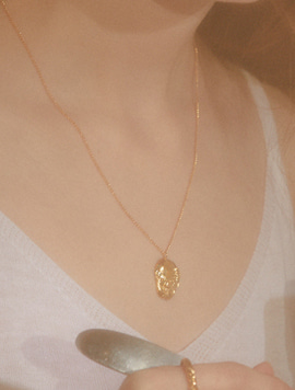 Tulip Simple Necklace
