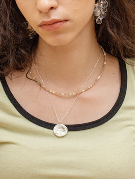 Apricot Seeds Necklace